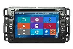 See Crusade Car DVD Player for GMC Sereies Chevrolet Chevy Avalanche 07-11/silverado 07-13/suburban 07-12/tahoe 07-13/traverse 08-12/impala 06-13/equinox 04-09/monte Carlo 06-07 Support 1080p,iphone 5s Usb/sd/gps/fm/am Radio 8 Inch Hd Touch Screen Stereo Navi Details