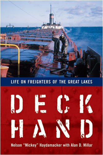 Deckhand: Life on Freighters of the Great Lakes (Lake Maps Wi compare prices)