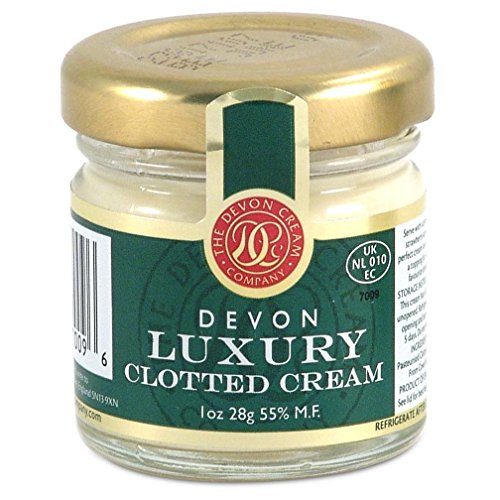 Clotted Cream - 1oz - Pack Size Option Case of
