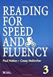 img - for Reading for Speed and Fluency 3 book / textbook / text book