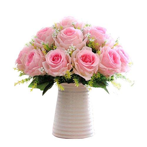 tininna-10pcs-bouquet-de-fleurs-artificielles-fausse-rose-decoration-tissu-de-mariage-mariee-rose