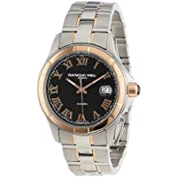 Raymond Weil Parsifal Automatic 18K Rose Gold and Stainless Steel Men's Watch (2970-SG5-00208)