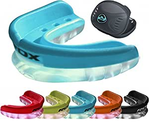RDX Boxe Protège Dents Adulte Transparent MMA Protection Enfants Mouth Guard Rugby