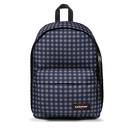 Eastpak Out of Office Zaino, 27 L, Checksange Blue