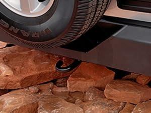 2007-2011 Jeep Wrangler Tow Hooks