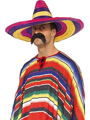 SMIFFYS Large Sombrero Cappello