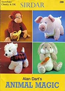 Alan Dart Free Knitting Patterns : Alan Darts Animal Magic Knitting Pattern: Amazon.co.uk: Alan Dart: Books