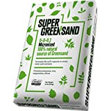 Super Greensand Micronized, 68 Minerals and Trace Elements including 10% total potash, 44lb bag (Tamaño: 44lbs)