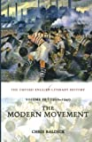 img - for The Oxford English Literary History: Volume 10: The Modern Movement (1910-1940) book / textbook / text book