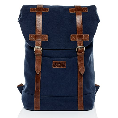 scotch-vain-zaino-chase-borsa-a-spalla-adatto-154-borsa-a-zainetto-backpack-vera-pelle-blu-marrone-3