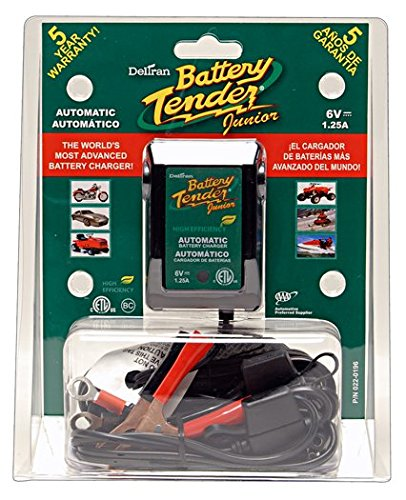Battery Tender Junior 6 Volt (Battery Tender Junior compare prices)