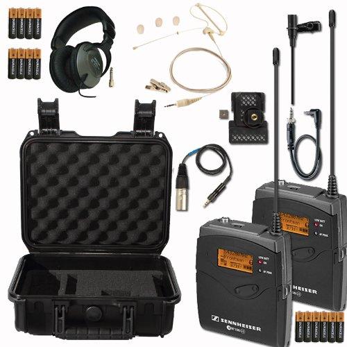 Sennheiser EW 112 P EW112P G3 Wireless Lav Mic G-Band