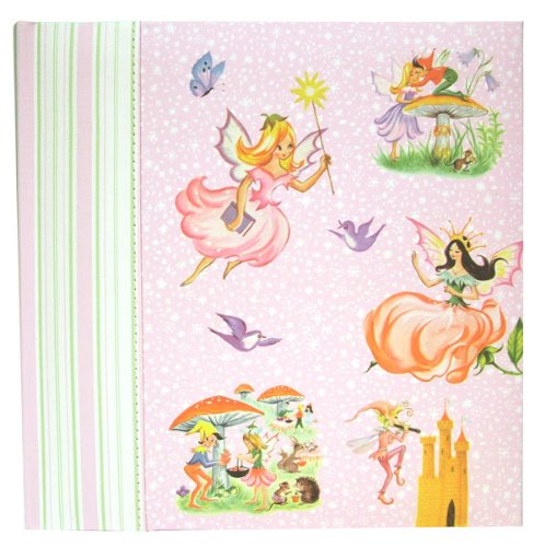Dolce Mia Fairies Sew Vintage Photo Album - 200 4x6 photos - 1