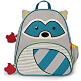 Skip Hop Zoo Little Kid Backpack, Raccoon