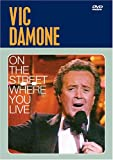 Vic Damone - on the Street Where You Live [DVD] [US Import]
