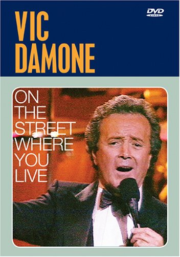 Vic Damone: On the Street Where You Live