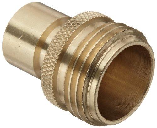 Dixon Dgh7p Brass Quick Connect Fitting Garden Hose Male Plug 200 Psi Pressure Ebay