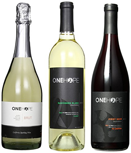 Onehope Holiday Dinner Mixed Pack, 3 X 750 Ml