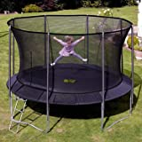 TP314 Genius Round SurroundSafe 14ft Trampoline