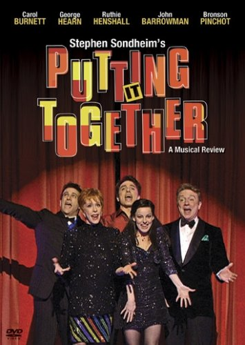 Stephen Sondheim - Sondheim - Putting It Together