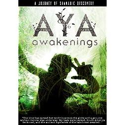 Aya: Awakenings DVD