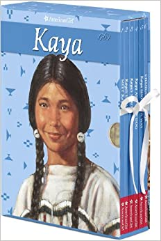 Kaya Boxed Set with Game (American Girl): Janet Shaw, Bill Farnsworth