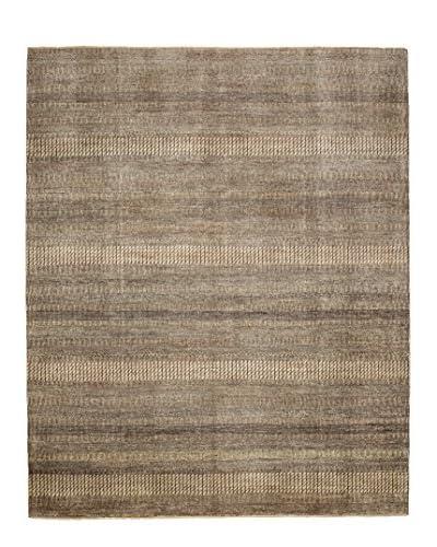 Darya Rugs Modern Oriental Rug, Dim Gray, 8' 2 x 9' 10