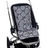 Baby Bella Maya 3-in-1 Stroller Pad, Royal Mist