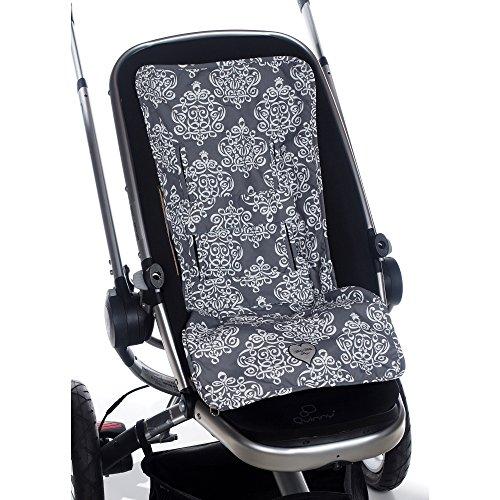 Baby Bella Maya 3 In 1 Stroller Pad, Rm front-28685