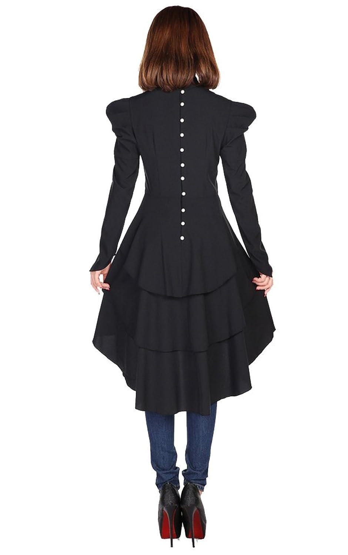 Victorian Romance Black Top $59.99 AT vintagedancer.com