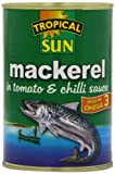 Tropical Sun Mackerel Chilli 400 g (Pack of 6)