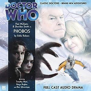 Doctor Who - Phobos Audiobook