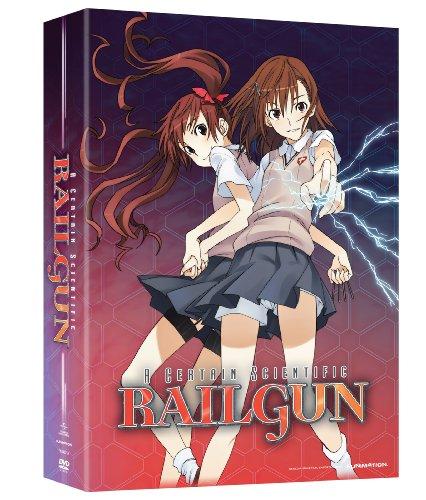 A Certain Scientific Railgun (とある科学の超電磁砲):シーズン1、パート1(1話〜12話収録、限定版)(北米版)