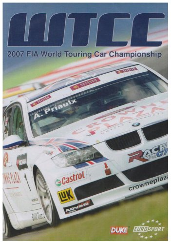 World Touring Car Review 2007 [DVD]