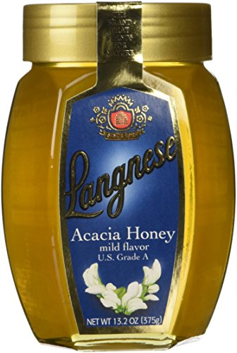 Acacia Honey (Langnese) 13.2 oz (375g)