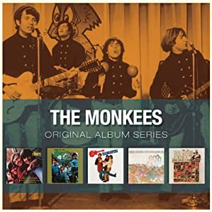 NEW Monkees - Original Album Series (CD)
