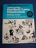img - for Association Football Laws Illustrated book / textbook / text book