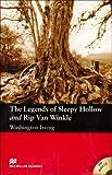 The legends of Sleepy Hollow and Rip Van Winkle[1BOOK+2CD]
