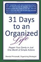31 Days to an Organized Life