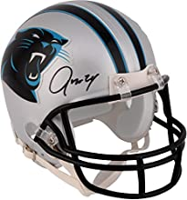 Josh Norman Carolina Panthers Autographed Riddell Mini Helmet - Fanatics Authentic Certified - Autographed NFL Mini Helmets