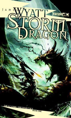 Storm Dragon: The Draconic Prophecies, Book 1: James Wyatt: Amazon.com: Books