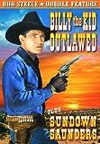 echange, troc Billy the Kid Outlawed & Sundown Saunders [Import USA Zone 1]