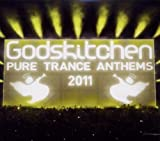 Various Artists Godskitchen Pure Trance Anthems 2011