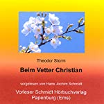 Beim Vetter Christian   Theodor Storm