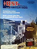 img - for WA6ITC's Solar-Powered Ham Pack / Build a Simple Audio Filter or a Wideband 80-meter Dipole / Tour of the Pavek Museum of Broadcasting - (QST - July 1995) book / textbook / text book