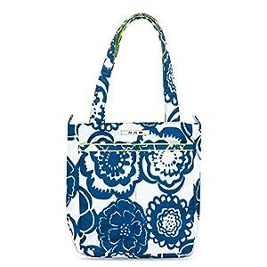 Ju-Ju-Be Be Light Tote Bag, Cobalt Blossoms by Ju-Ju-Be