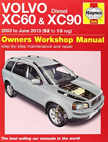 volvo-xc60-xc90-diesel-owners-workshop-manual-2003-2013