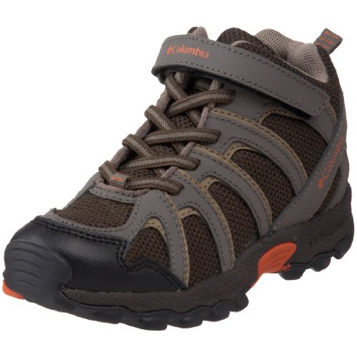 Columbia Sportswear Kaibab BC3157 Hiking Shoe (Toddler/Little Kid),Cordovan/Burnt Orange,10 M US Toddler