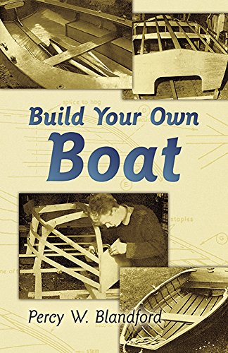 Build Your Own Boat Dover Books On Woodworking Carving