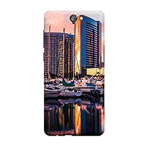 Ebby Premium Printed Back Case Cover With Full protection For HTC One A9 (Designer Case)